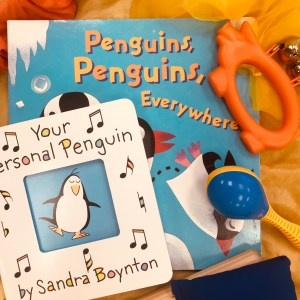 Penguins! Curricula – Single Lesson