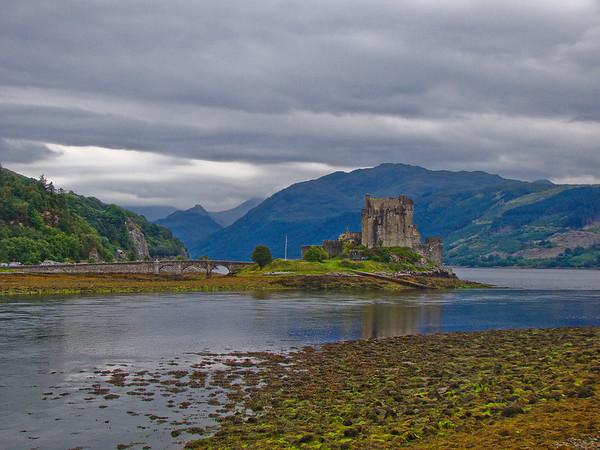 Eilene Donan Castle, Scotland