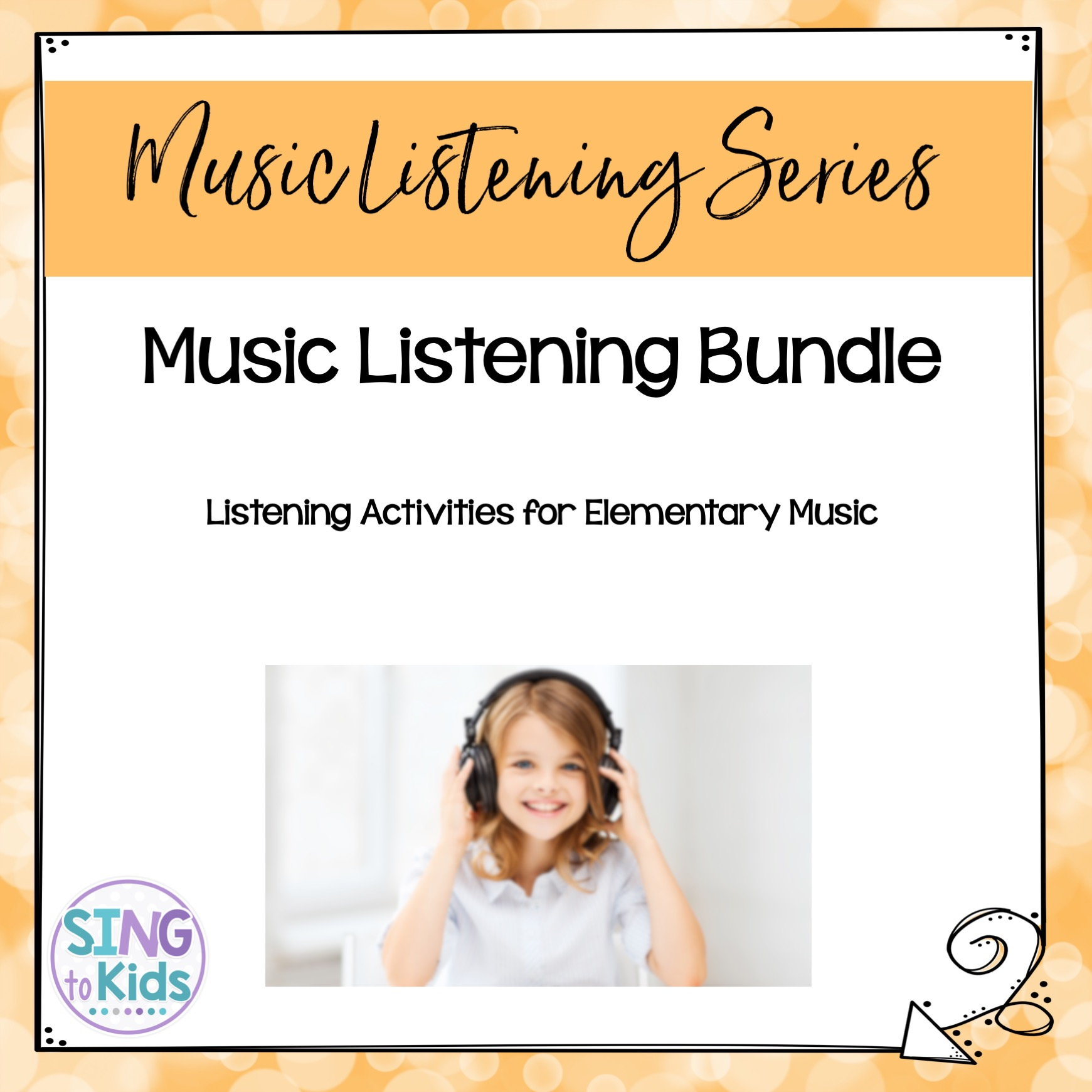 Music Listening Guided Listening Amp Reading Activities