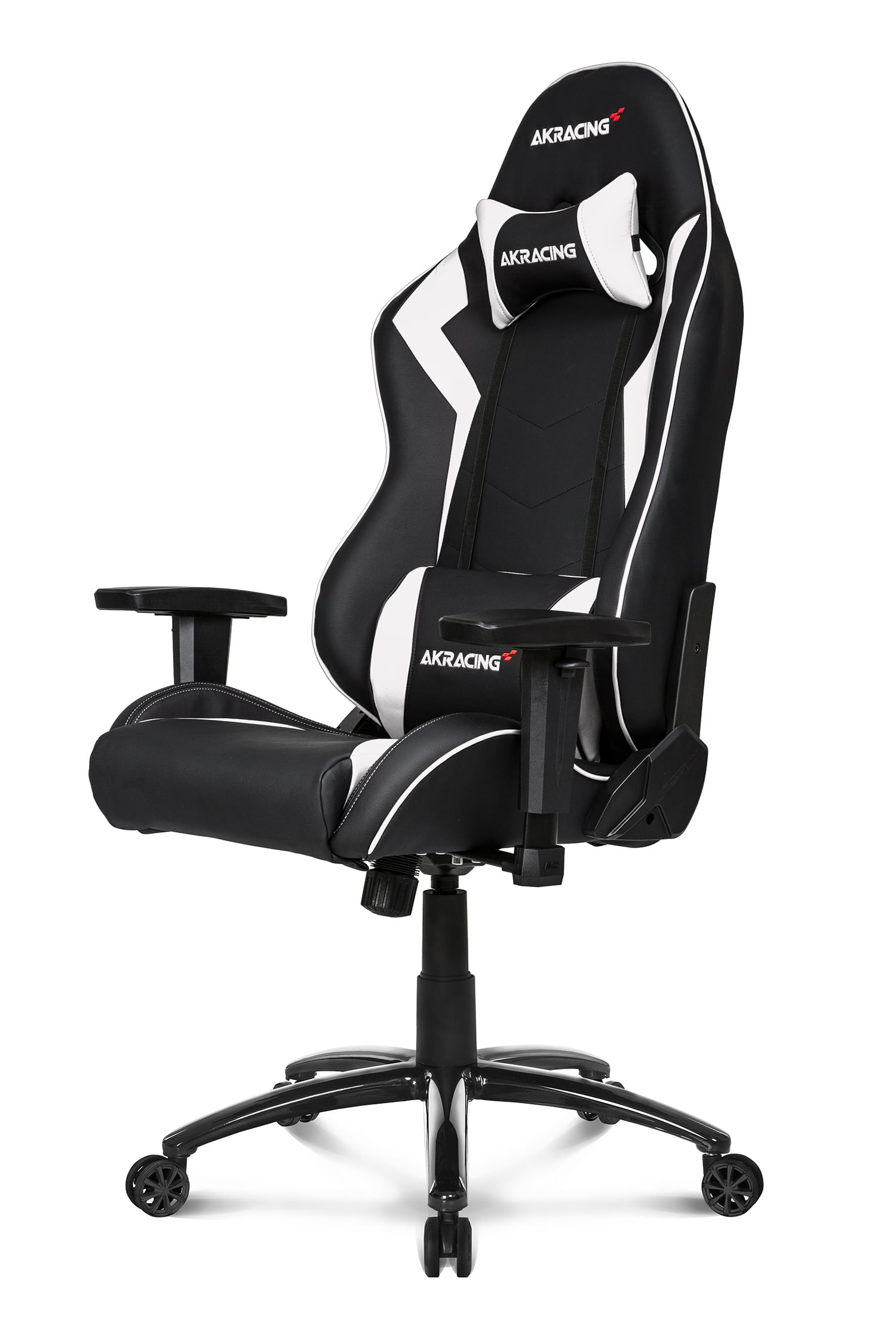 White Gaming Chair Ak Racing Ak Octane Wt Singular Cy
