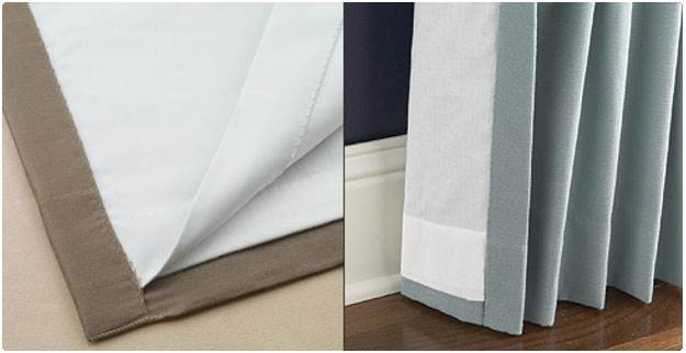 tissues bonded thermal blackout cotton