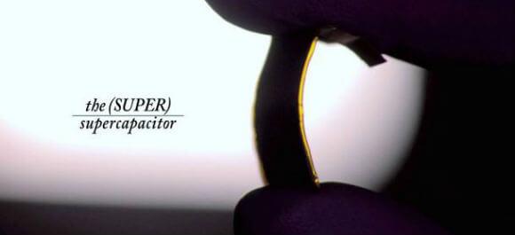 The Super Supercapacitor