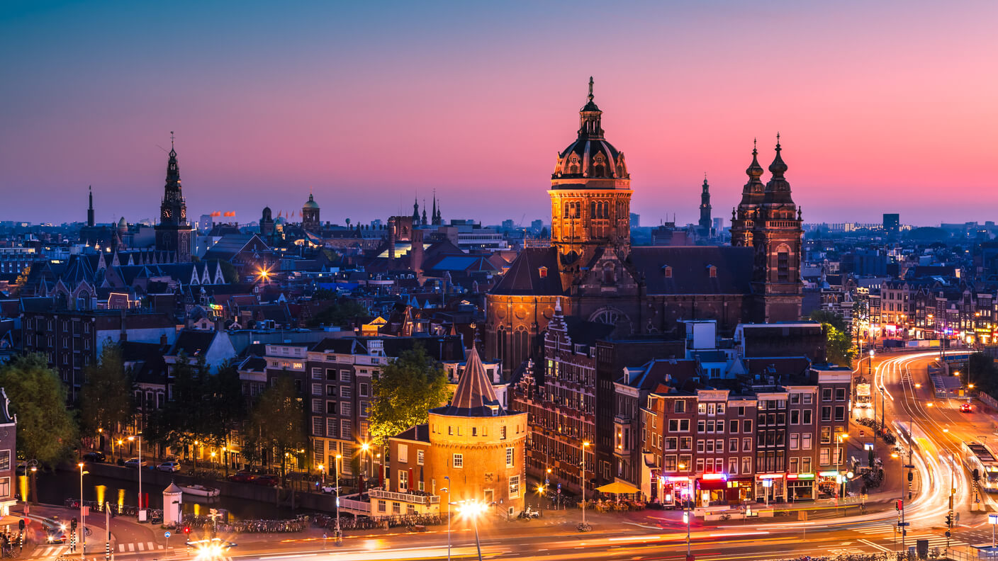 An Innovators City Guide to Amsterdam the Netherlands