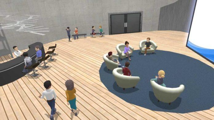 eXp VR board room
