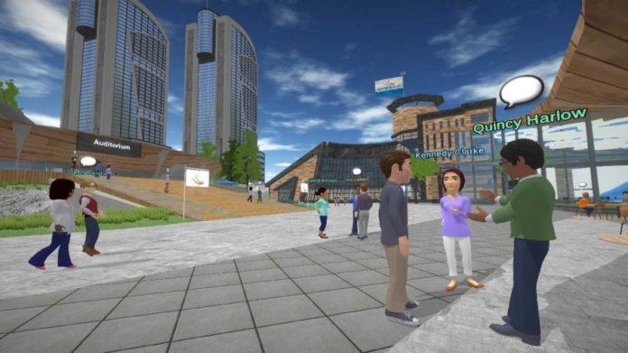eXp VR campus