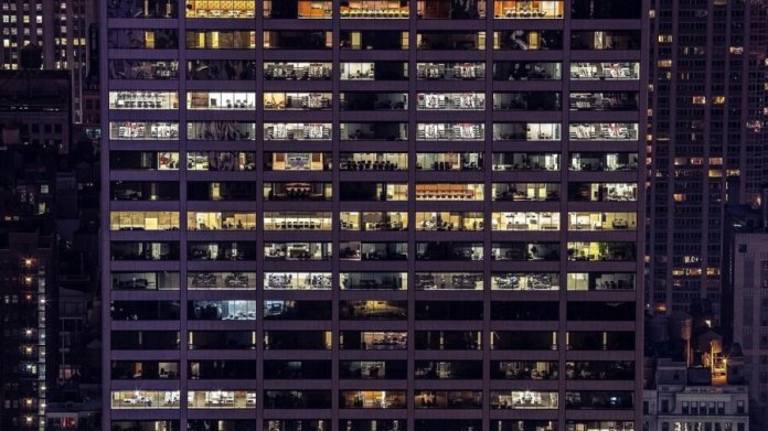 future of work office building automation