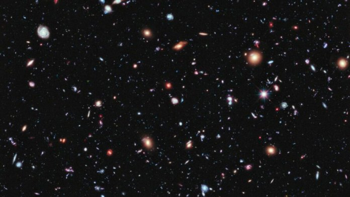 space astronomy hubble xtreme deep field galaxies