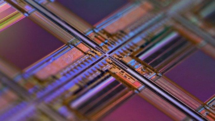 Google Brain AI computer chip Moore's Law