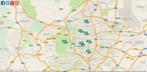 Análisis del Aire en Madrid