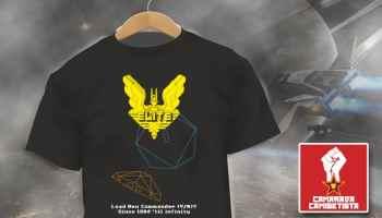 Camiseta Elite '84 - Camarada Camisetista