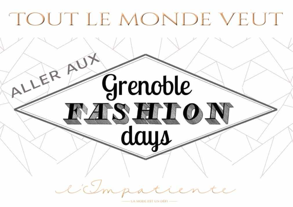 grenoble fashion days