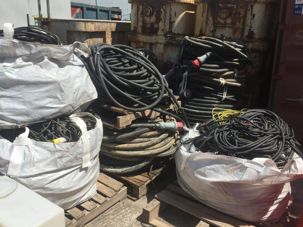 sell us your scrap wires