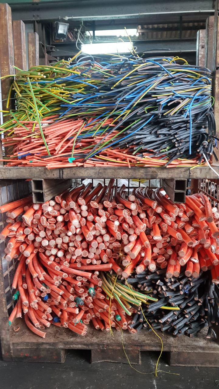 Where can I sell copper wires?