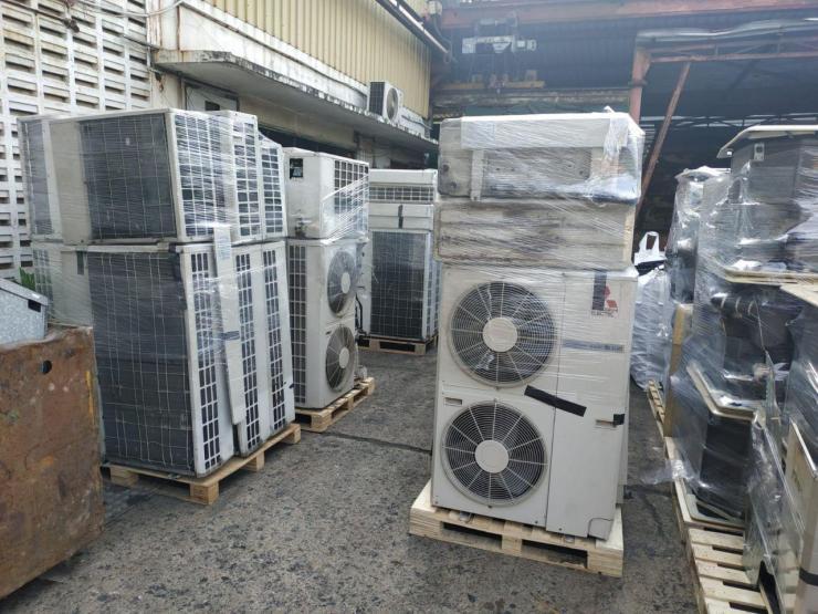 sell used aircon