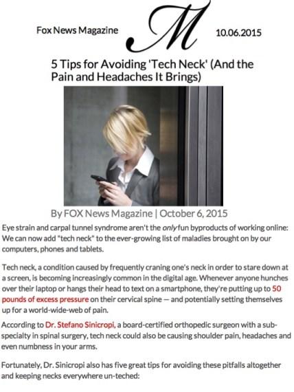 fox news magazine tech neck