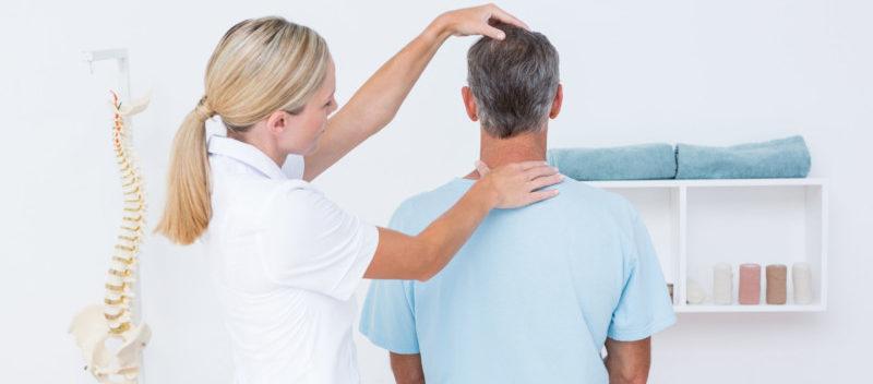 numbness in cervical spine