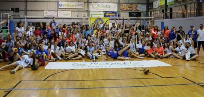 Ολοκληρώθηκε το 3ο διεθνές τουρνουά βόλεϊ κορασίδων στη Ναύπακτο (ΦΩΤΟ)