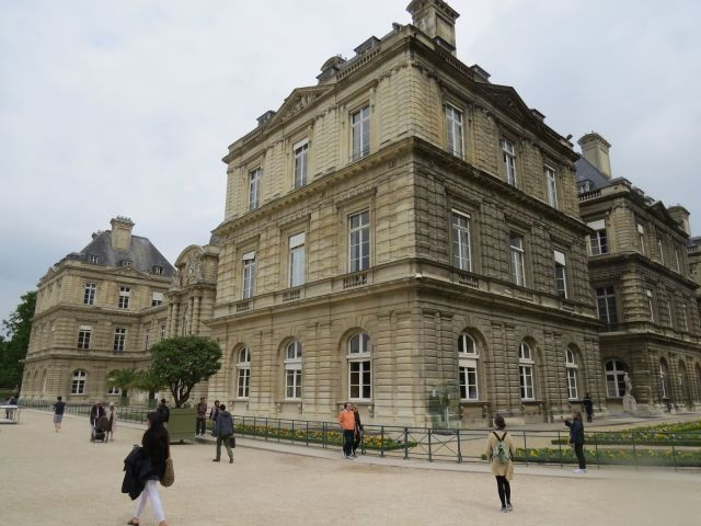 El Palacio del Luxemburgo