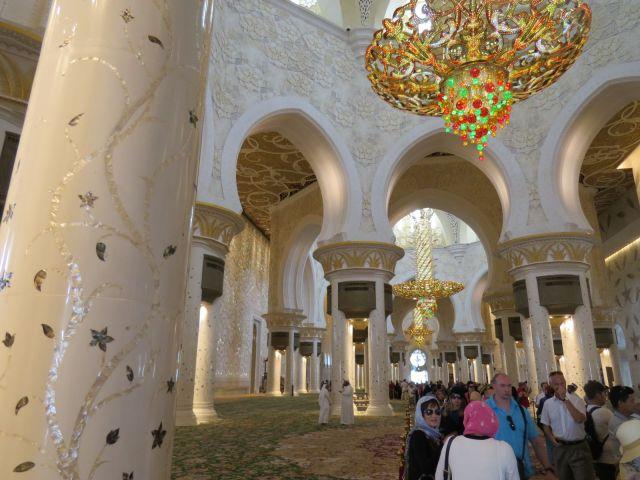Mezquita Sheikh Zayed