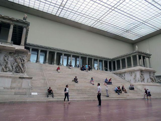 El altar de Pérgamo