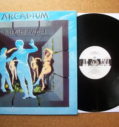 sinister vinyl collection arcadium breathe awhile 1969  [ 3912 x 2900 Pixel ]