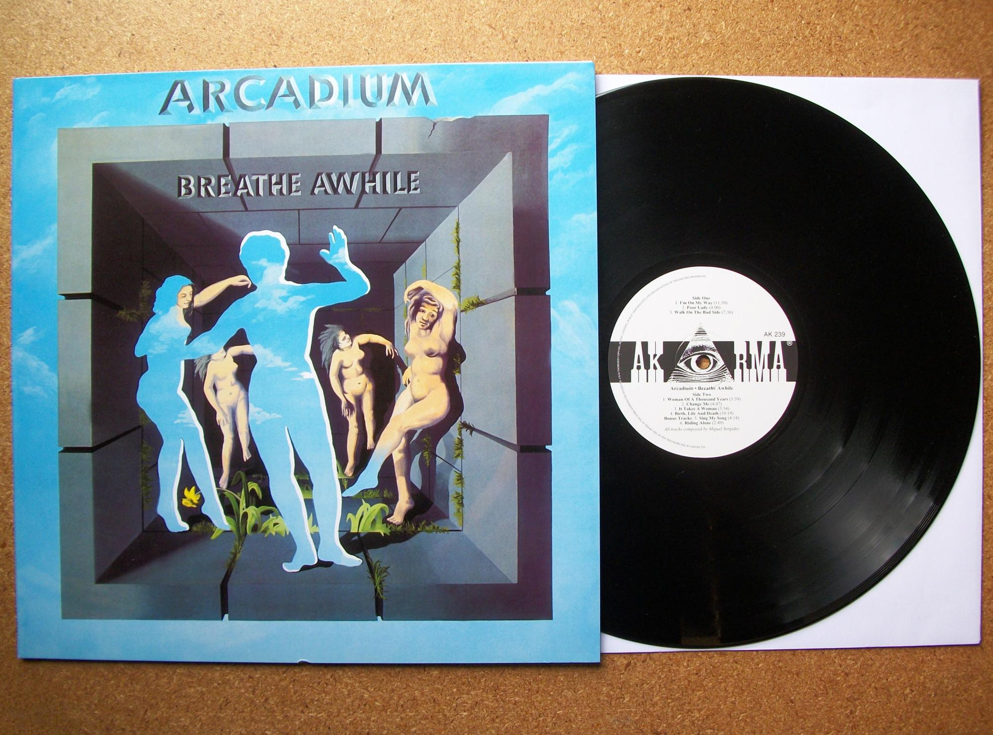 hight resolution of sinister vinyl collection arcadium breathe awhile 1969