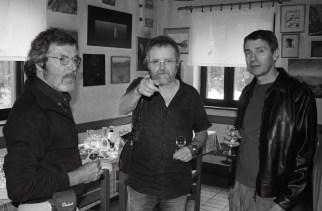 Mario Palli, Zdravko Milić, Gernot Schmerlaib