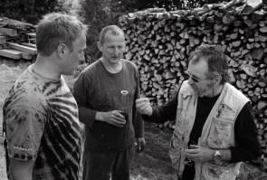Serhiy Sauchenko, Eduard Belsky, Zdravko Milić