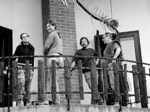 Barbara, Andreja, Boštjan, Walter