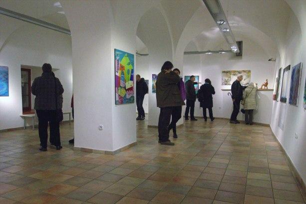 exhibition in Idrija