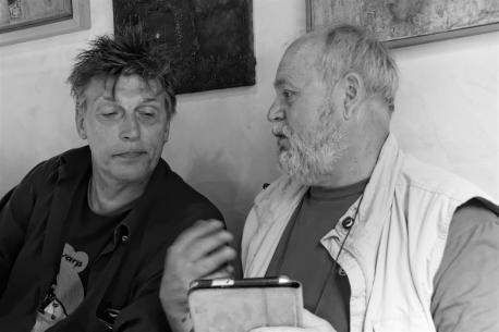 Ron Weijers, Zbigniew Sawaryn