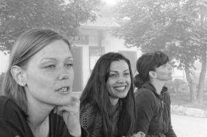 Lučka Šparovec, Tanja Tanevska, Beti Bricelj