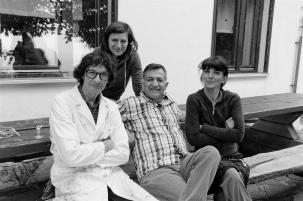 Rudi Benétik, Aleksandra Zalokar, Azad Karim, Beti Bricelj
