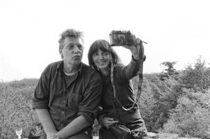 Ron Weijers, Beti Bricelj