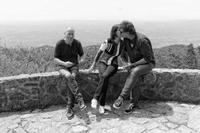 Jerzy Tyburski, Anamarija, Ron Weijers