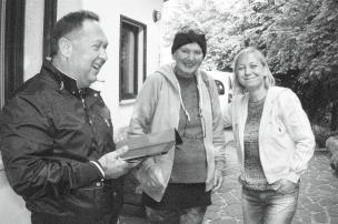 Stefano Verducci, Istra Toner Lazarić, Malgorzata Chomicz