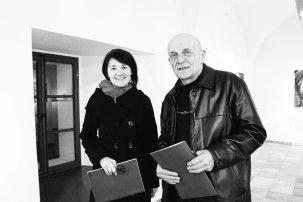 Anamarija Stibilj Šajn & Darko Viler