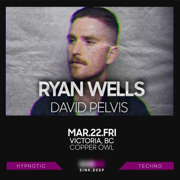 Ryan Wells Website Cover Sink Deep