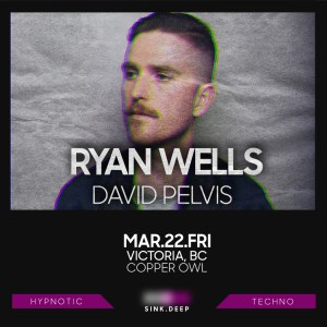 Ryan Wells Website Cover Sink Deep
