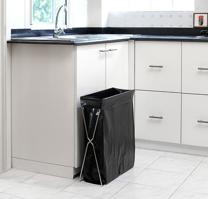 kitchen trash bin cost of custom cabinets best can reviews and buying guide my dream cooking