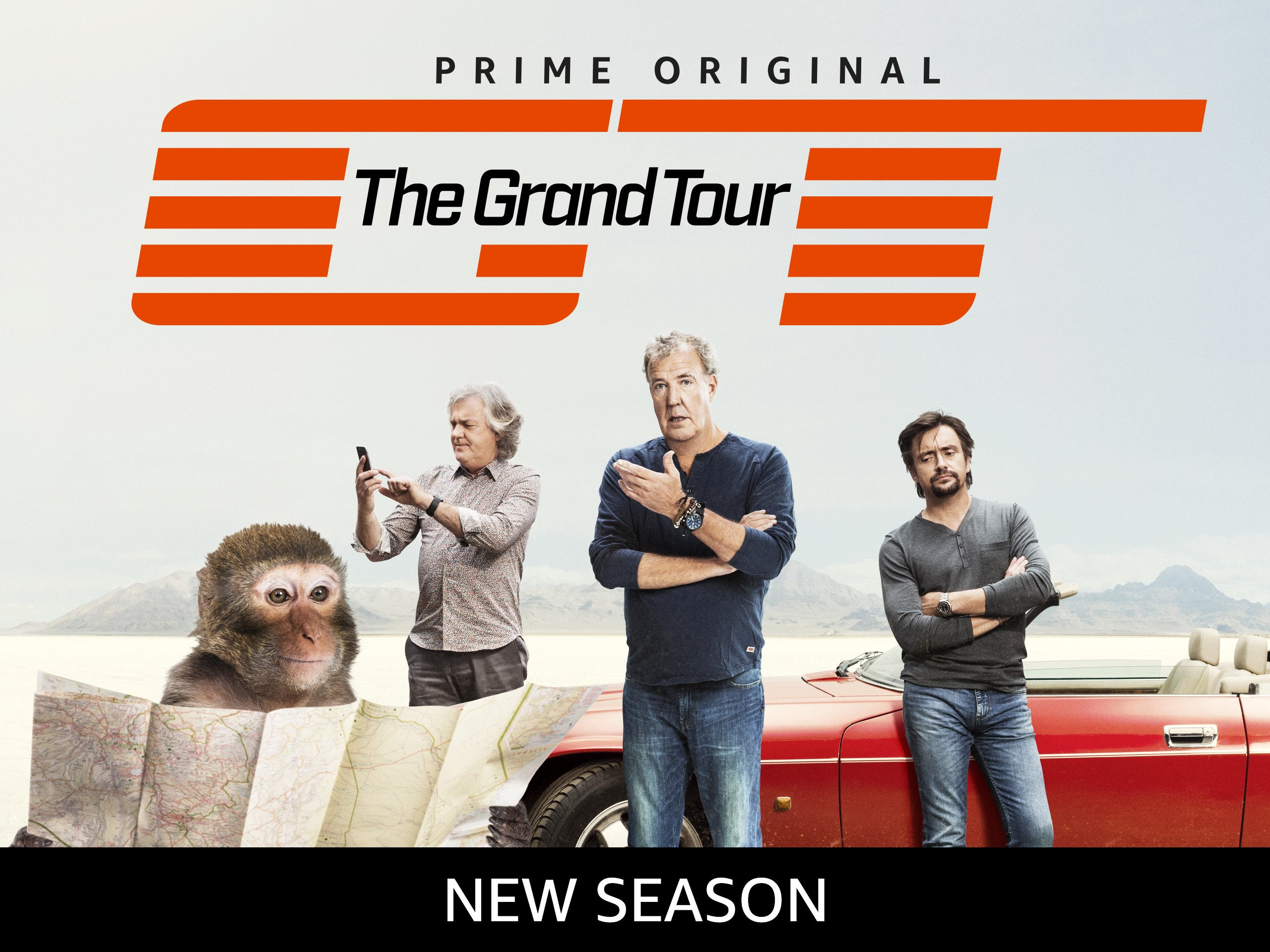 The Grand Tour – 2da Temporada