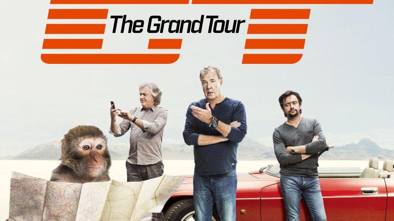 The Grand Tour – 2da Temporada