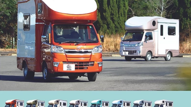 Motorhome JP Star Happy 1