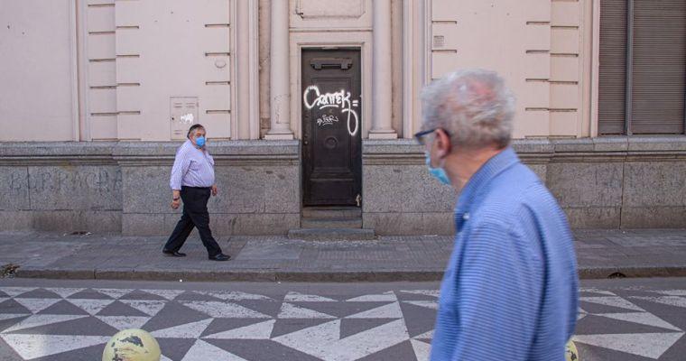 El Cuerpo en Cuarentena