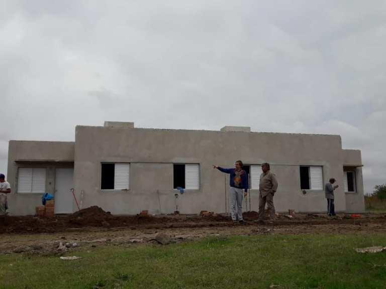 Inscriben para un sorteo de viviendas en Melincué