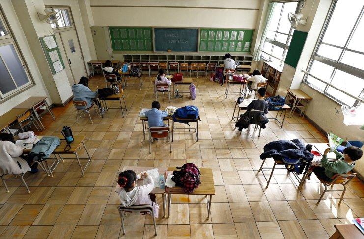 El desafío es preparar la escuela para sostener el distanciamiento social - Sin Mordaza
