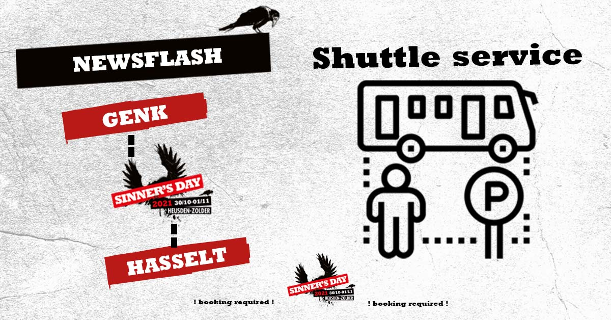 SHUTTLE SERVICE AVAILABLE FOR BOOKING!
