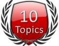 Start 10 Forum Topics Icon