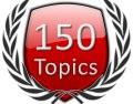 Start 150 Forum Topics Icon