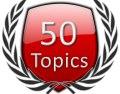 Start 50 Forum Topics Icon